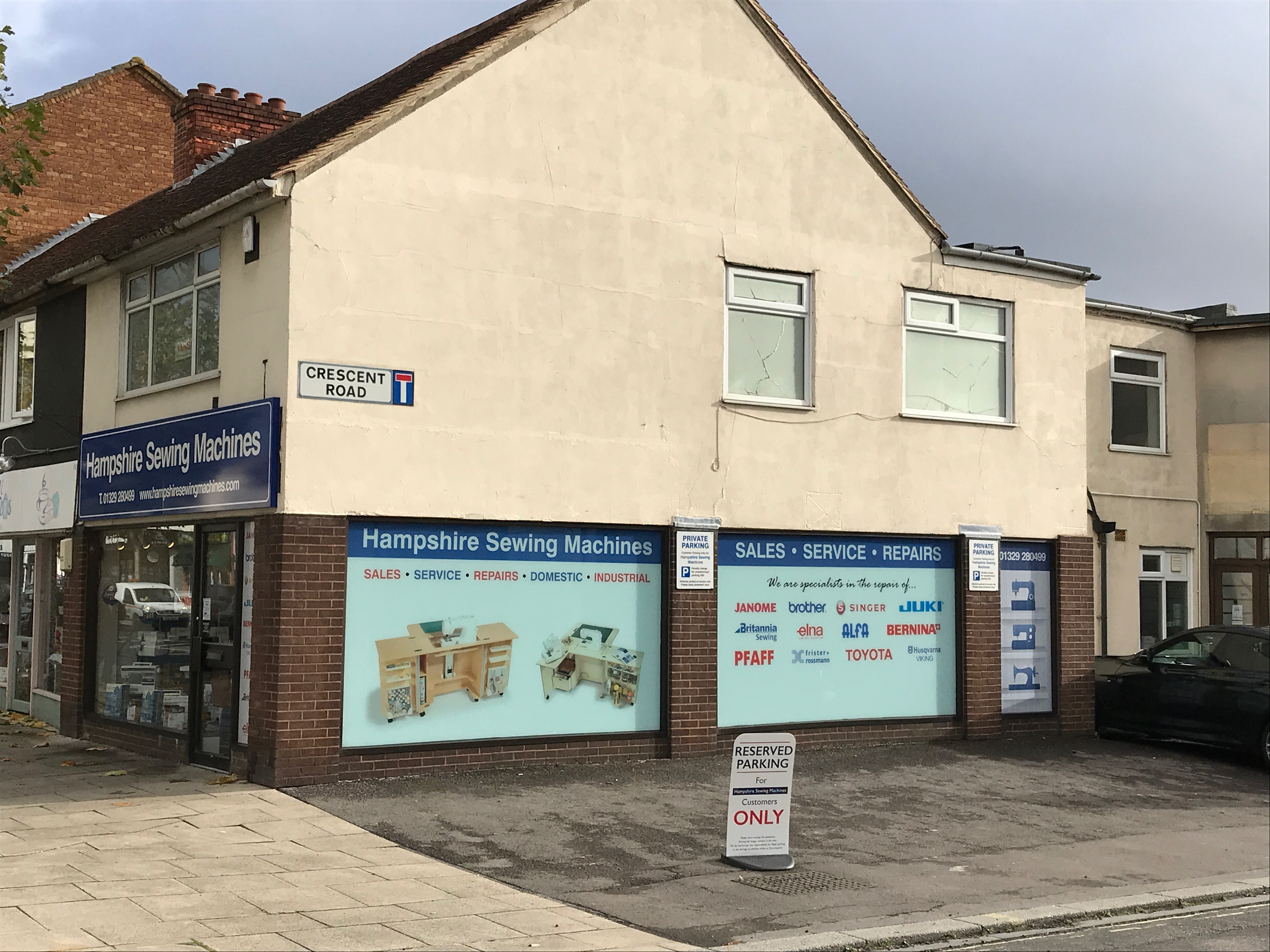 Sewing Machines | Hampshire | Fareham