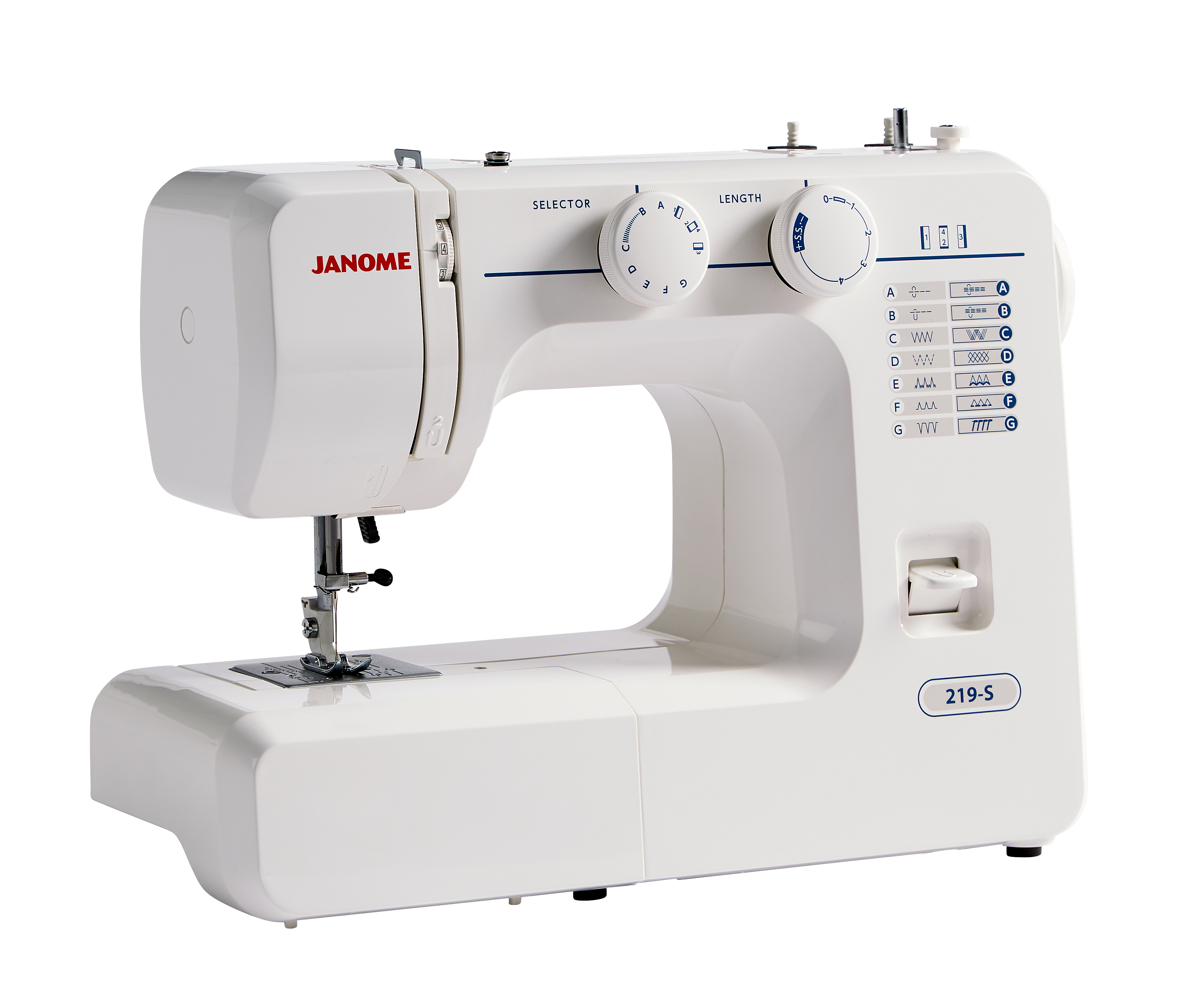 Janome 219S
