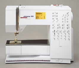 Bernina sewing machines at Hampshire Sewing Machines