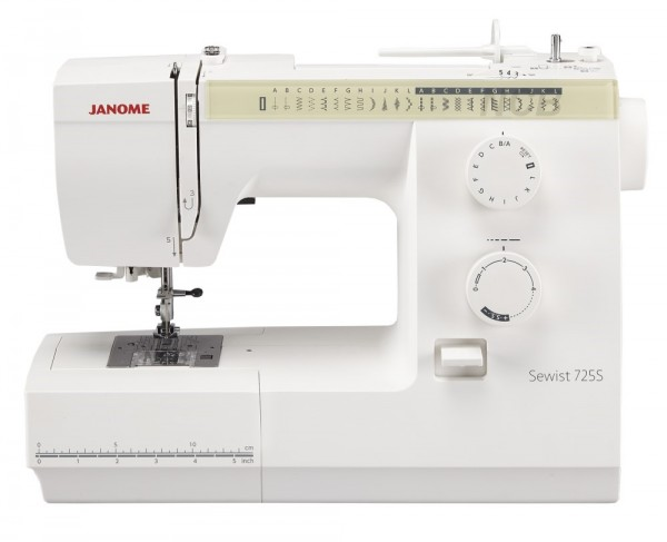 Janome Sewing Machines Janome Uk Hampshire Simple Janome 525s Sewing Machine Review