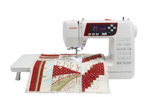 Janome QXL 605 USED